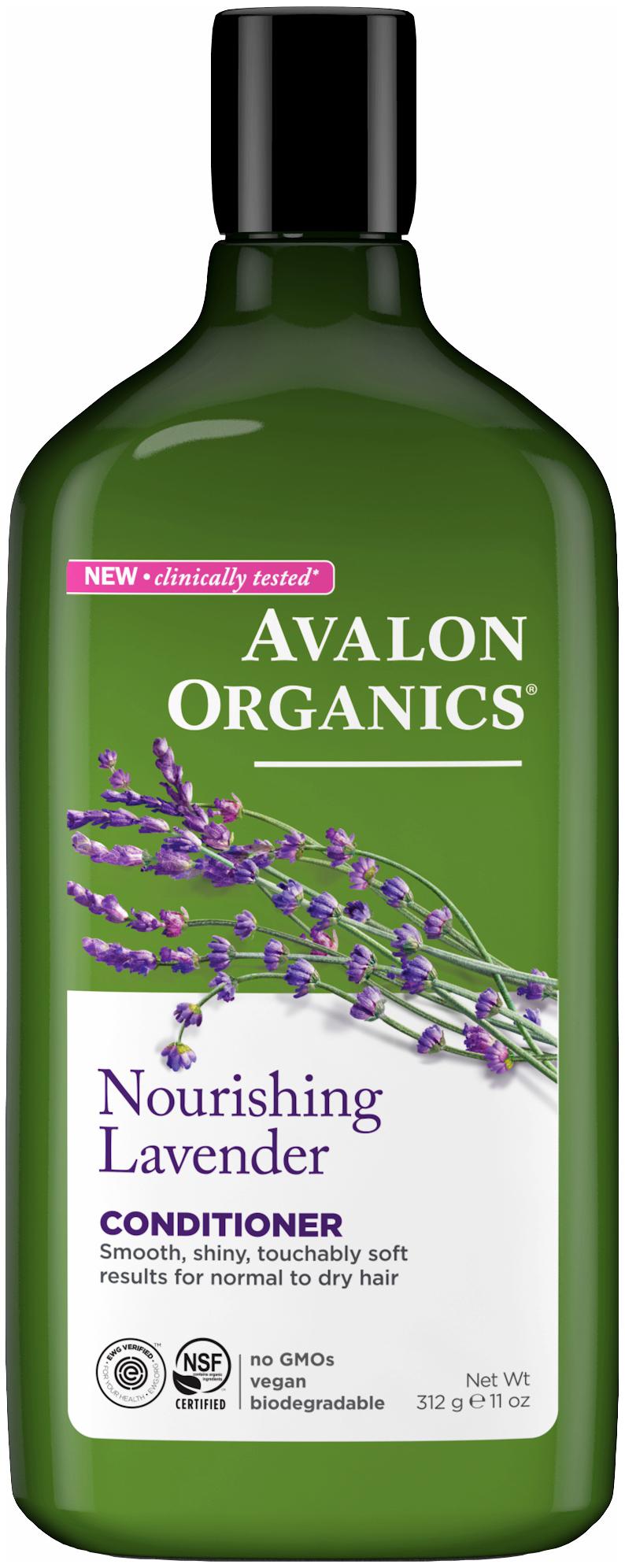 Кондиционер для волос Avalon Organics Лаванда