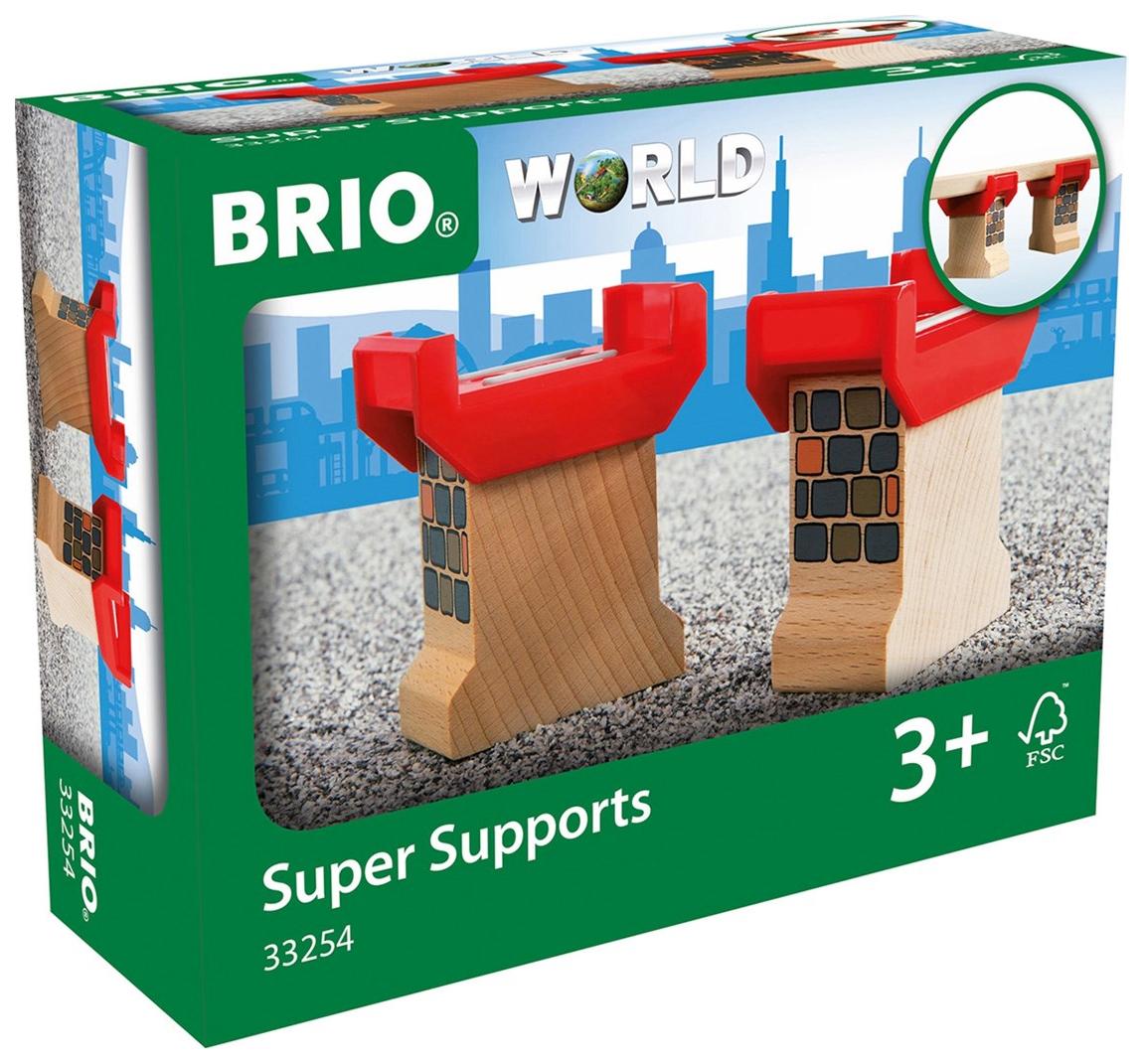 Купить Опоры для мостов железной дороги Brio 33254, Детские железные дороги