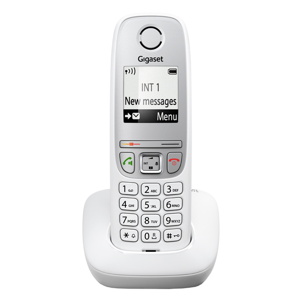 Телефон DECT Gigaset A415 White