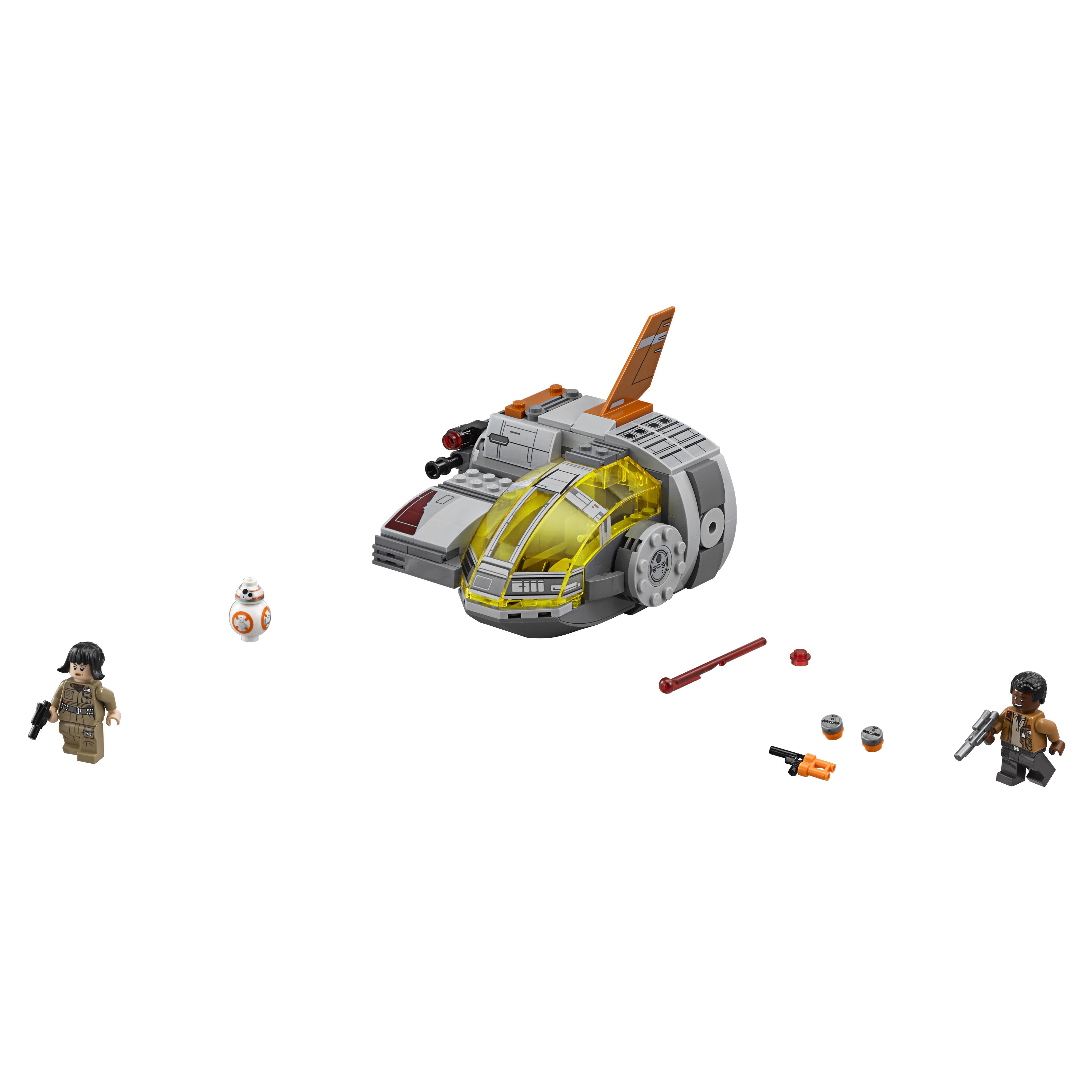 Конструктор LEGO Star Wars Транспортный корабль Сопротивления (75176) конструктор lego star wars транспортный корабль сопротивления 75