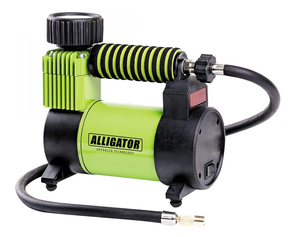 Компрессор автомобильный Alligator AL-350Z 30л/мин