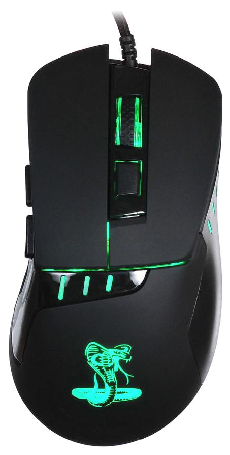 Игровая мышь OKLICK 865G Black