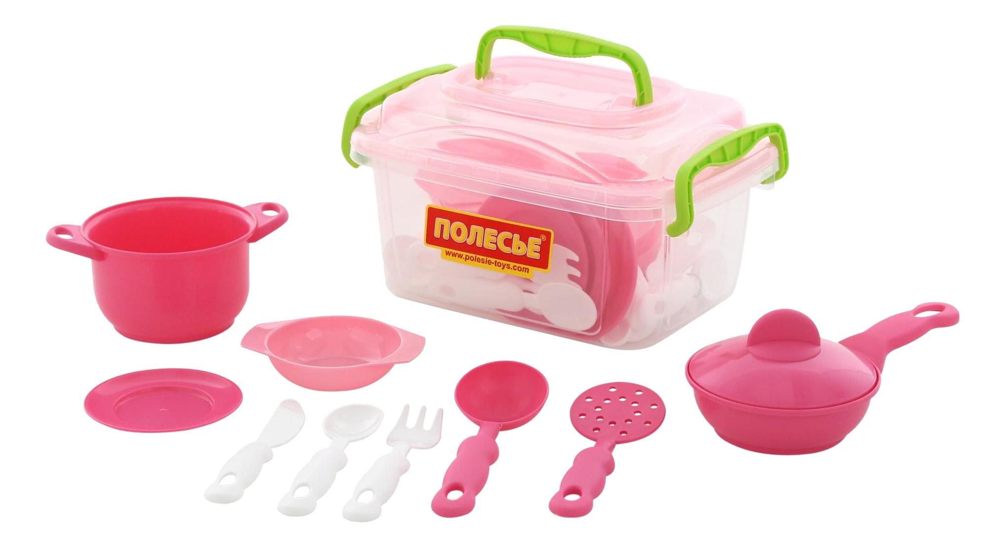 Набор ПОЛЕСЬЕ детской посуды