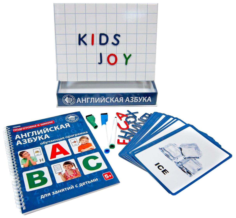 Купить Игра Школа будущего Английская азбука для детей Подготовка к школе, Дидактические игры