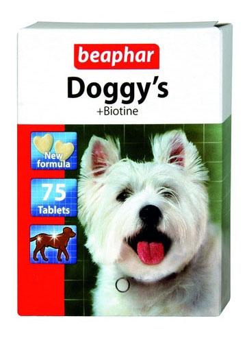 Витаминный комплекс для собак Beaphar Doggy's,