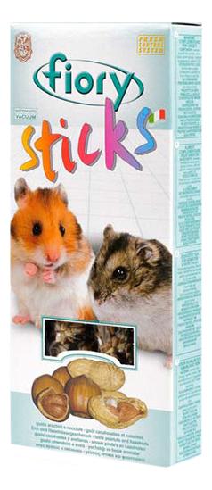 Лакомство для грызунов FIORY палочки для хомяков