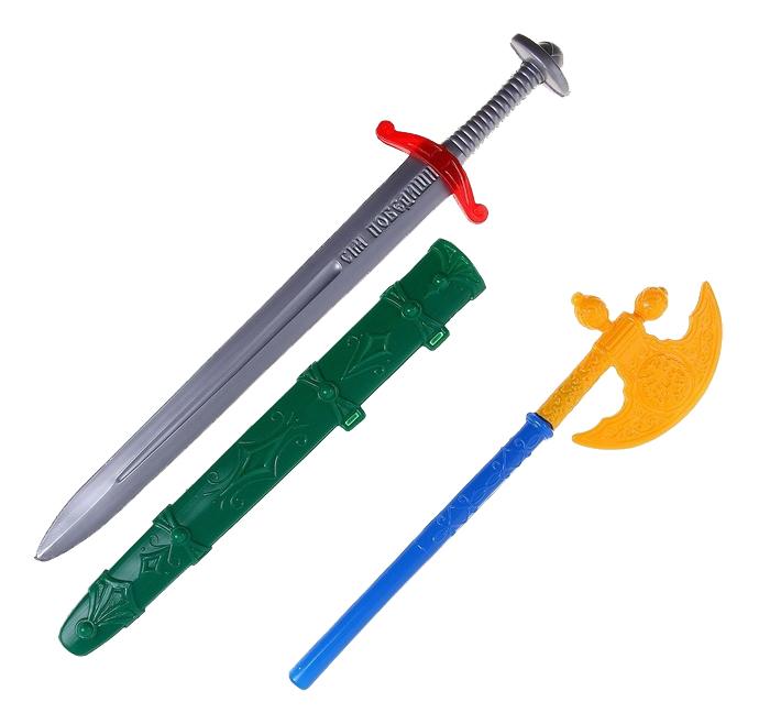 Набор игрушечного оружия Счастливое детство Ратник