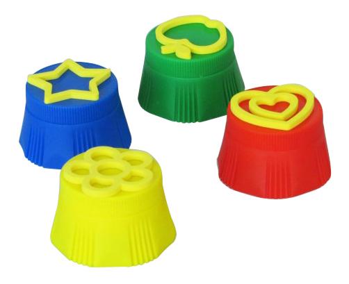 Пальчиковые краски Dream Makers Genio Kids