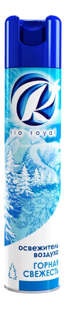 Освежитель воздуха Rio Royal горная свежесть