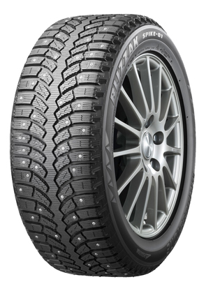 Шины Bridgestone Blizzak Spike-01 245/45 R17 99T XL фото