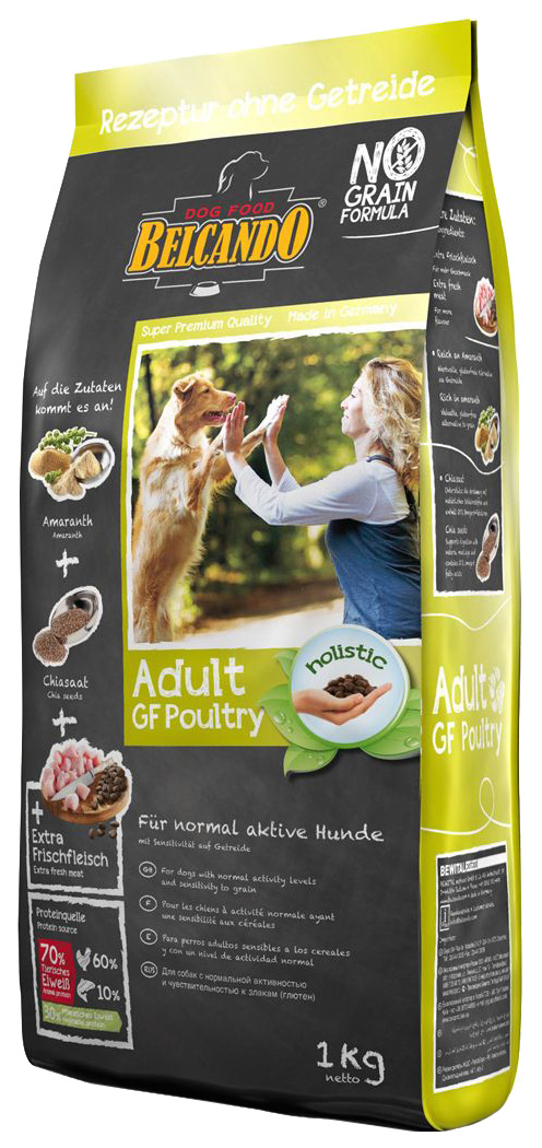 BELCANDO ADULT GF POULTRY  фото