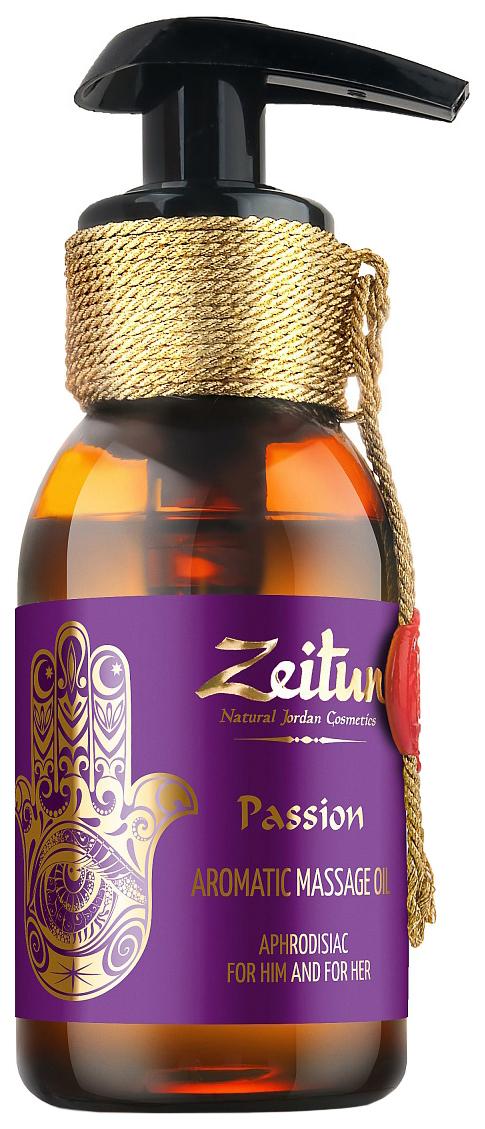 Масло для тела Zeitun Ароматическое массажное Страсть 100 мл