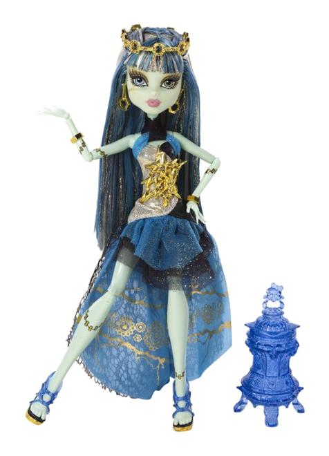 Купить Фрэнки Штейн 13 желаний, Коллекционная кукла Monster High Фрэнки Штейн 13 желаний, Куклы Monster High