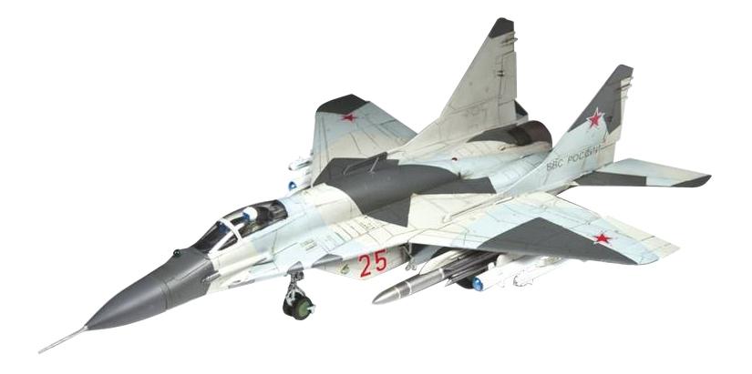 Модели для сборки Zvezda Самолет МИГ-29 СМТ
