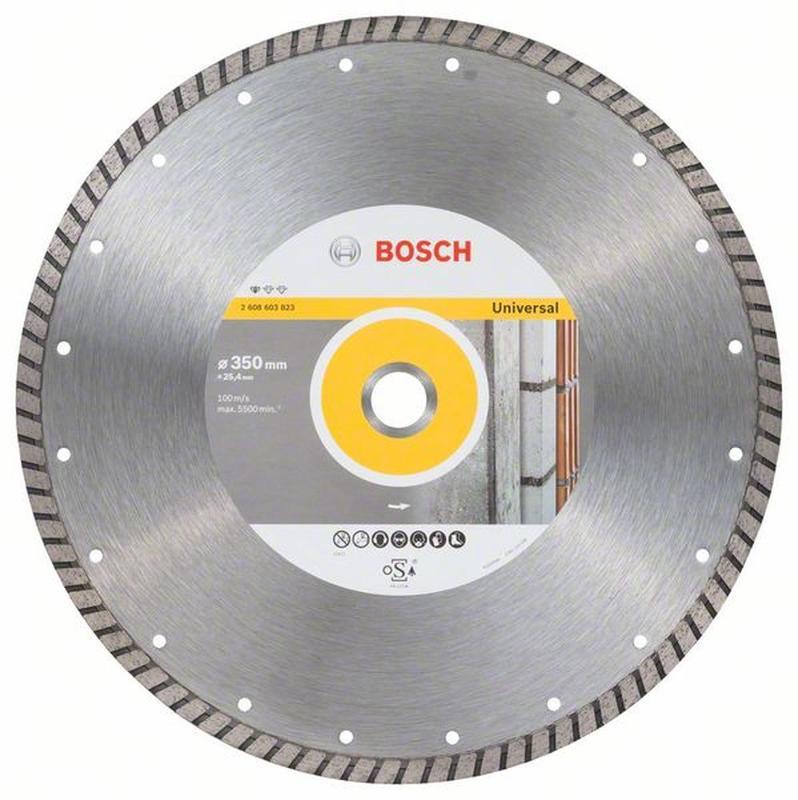 Алмазный диск Bosch Stf UniversalT 350-25,4 2608603823