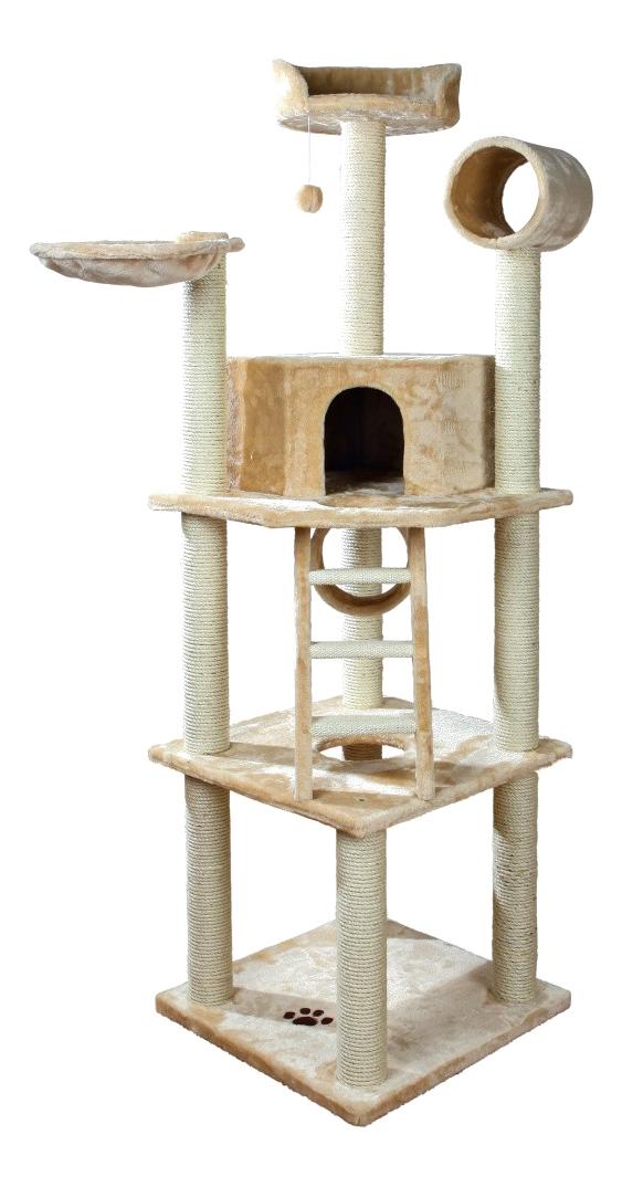 Комплекс для кошек TRIXIE 6ур. 197см 60см