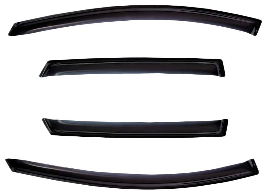 Дефлекторы на окна Rein для Honda (reinwv337)