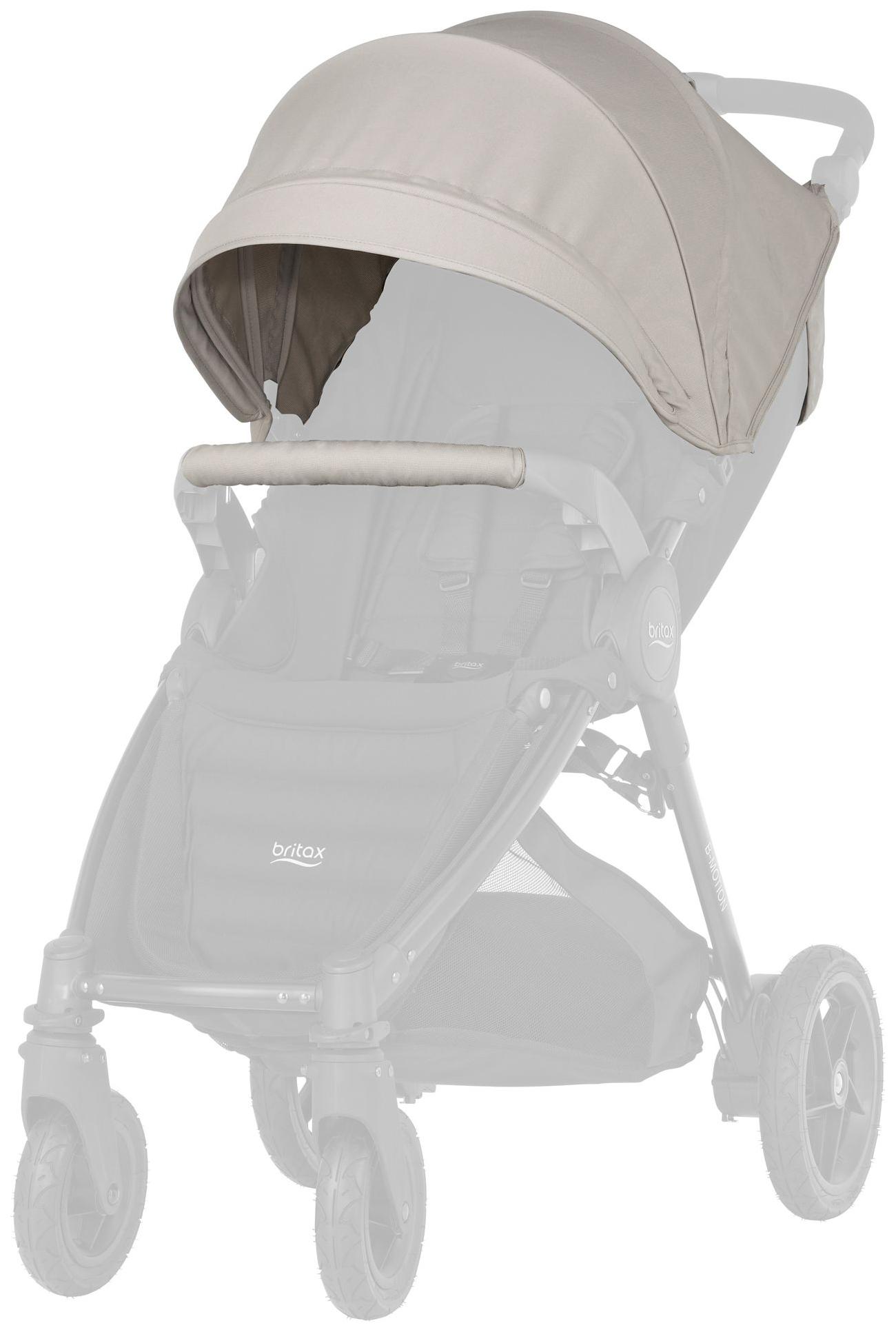 Купить Капюшон для коляски Britax Roemer Sand Beige B-Agile/ B-Motion 4 Plus, Britax Romer, Капюшоны на коляску