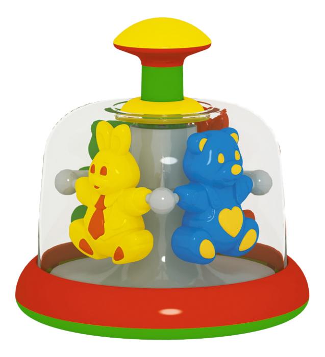 Купить Юла Лесная сказка STELLAR Р73283, Развивающие игрушки