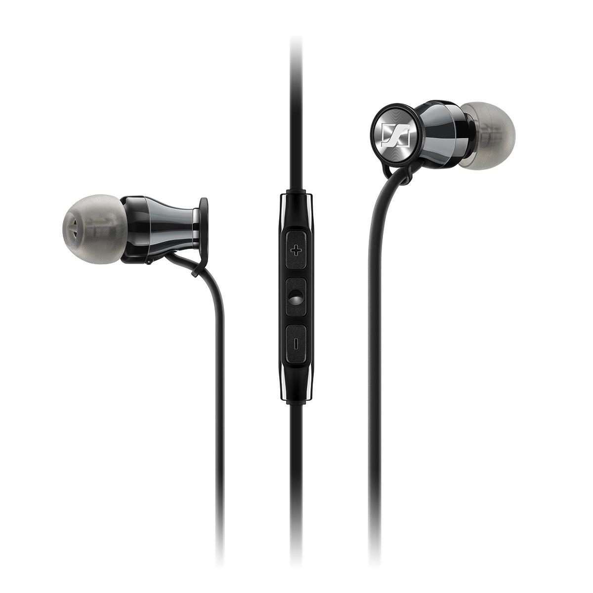Наушники Sennheiser Momentum 2.0 In-Ear M2 IEi Black Chrome фото