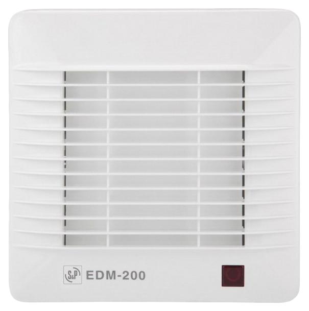 Вентилятор настенный Soler&Palau EDM 200 S