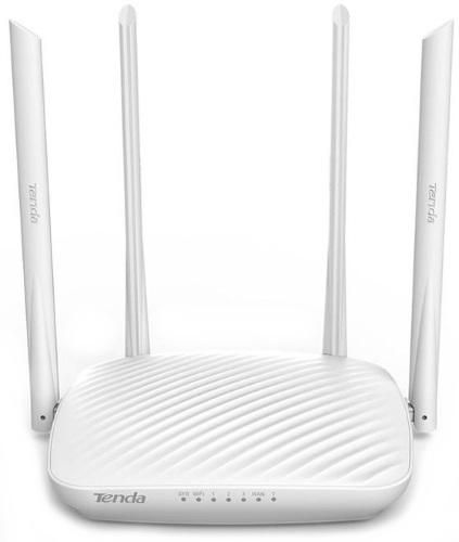 Wi-Fi роутер Tenda F9 White