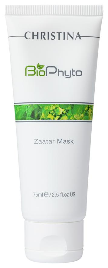 Маска для лица Christina Bio Phyto Zaatar Mask 75 мл фото