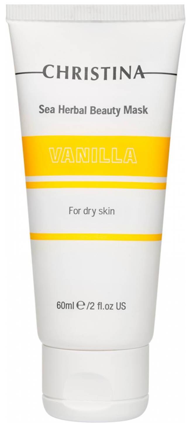 Маска для лица Christina Sea Herbal Beauty Mask Vanilla 60 мл фото