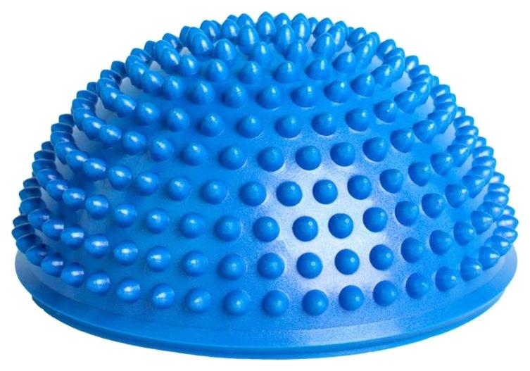 Полусфера балансировочная массажная Bradex SF 0246 синяя