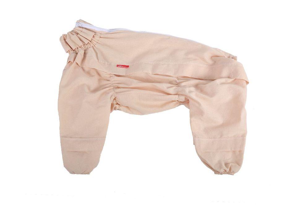 Комбинезон для собак OSSO Fashion Анти Клещ, мужской, в ассортименте, длина спины 37 см