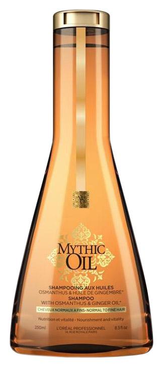Купить Шампунь L'Oreal Professionnel Mythic Oil для тонких волос 250 мл