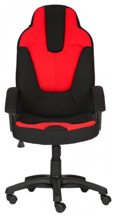 Офисное кресло TetChair Кресло 2257, черный/красный