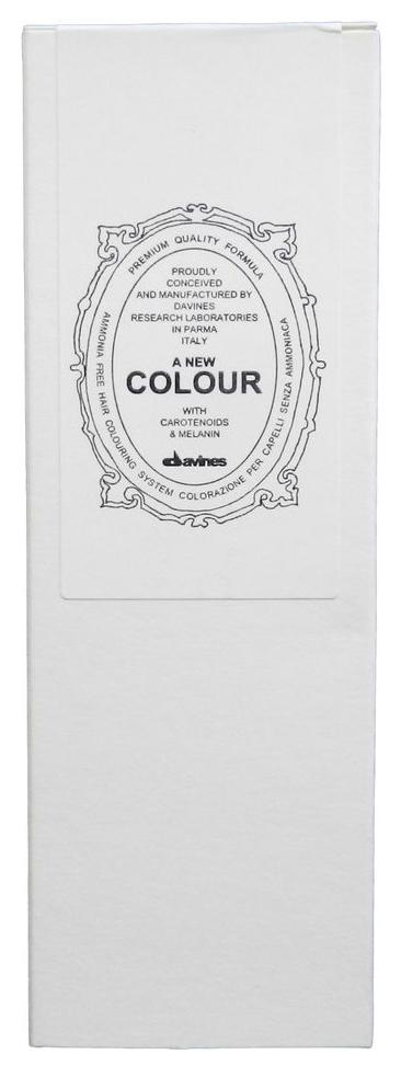 Краска для волос Davines A new color 5 Светло-коричневый натуральный теплый 60 мл