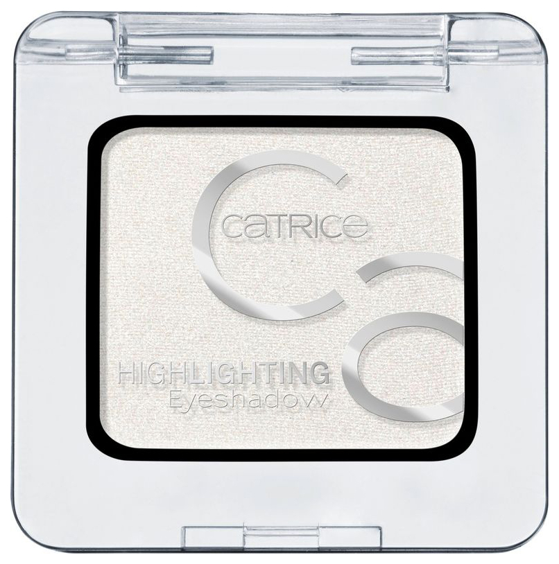 Купить Тени для век CATRICE Highlighting Eyeshadow Тон 010 Белый