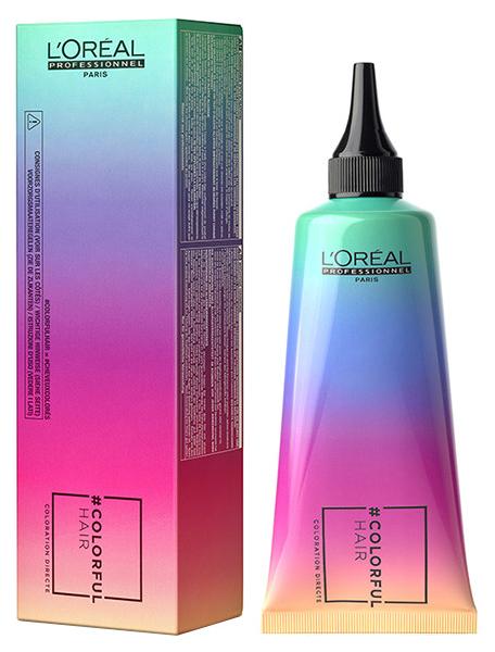 Краска для волос L\'Oreal Professionnel Colorful Hair Navy Blue 90 мл