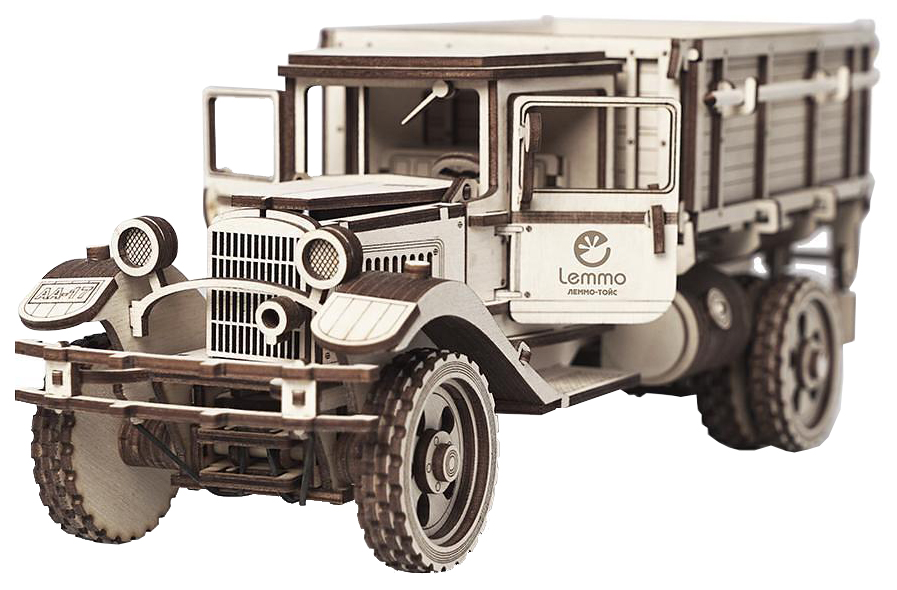 Купить Модели для сборки Lemmo Большой грузовик ГАЗ-АА Кузов