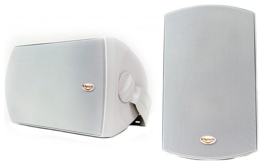 Колонки Klipsch AW 650 White фото