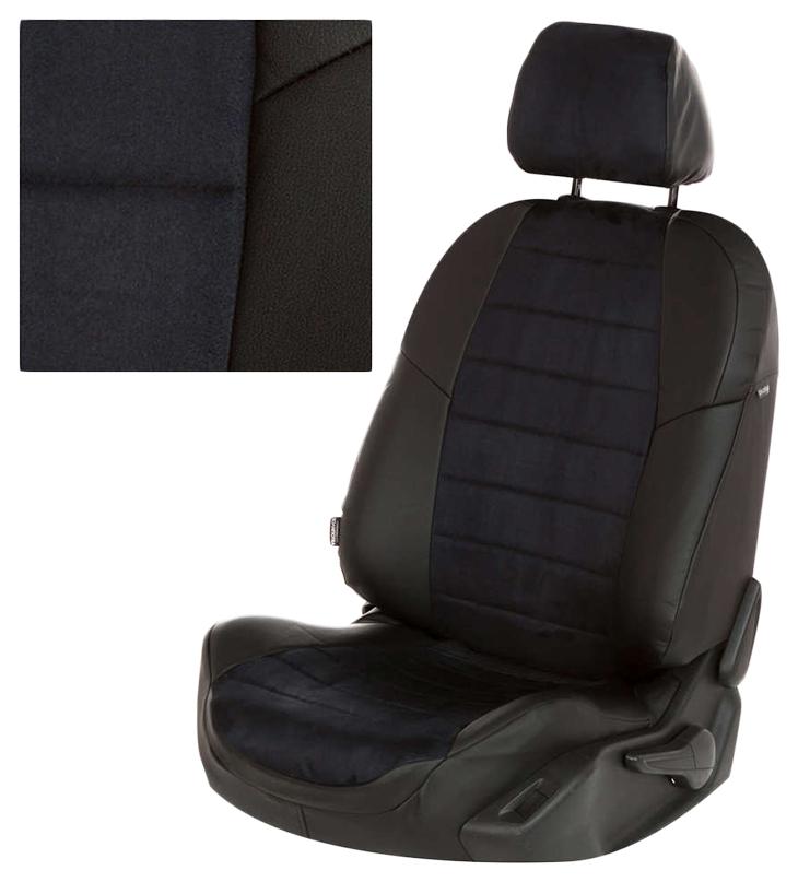 Комплект чехлов на сиденья Автопилот Nissan ni-al-g15-chch-a фото