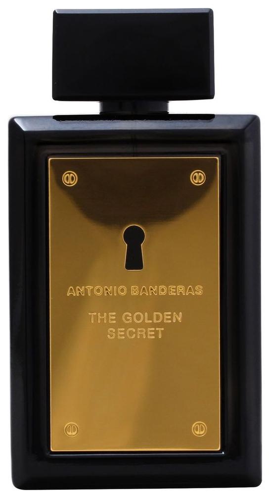 Купить Туалетная вода Antonio Banderas The Golden Secret 100 мл