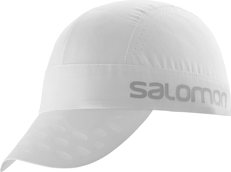 Кепка Salomon Race белая One Size