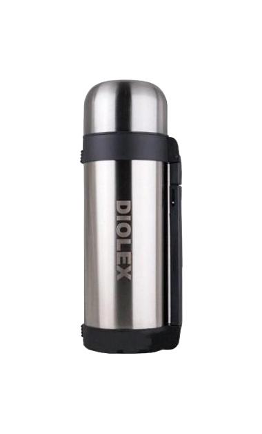 Термос Diolex DXH-1200-1 1,2 л серебристый
