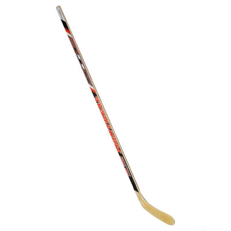 Хоккейная клюшка STC SR, 140 см, бежевая, левая