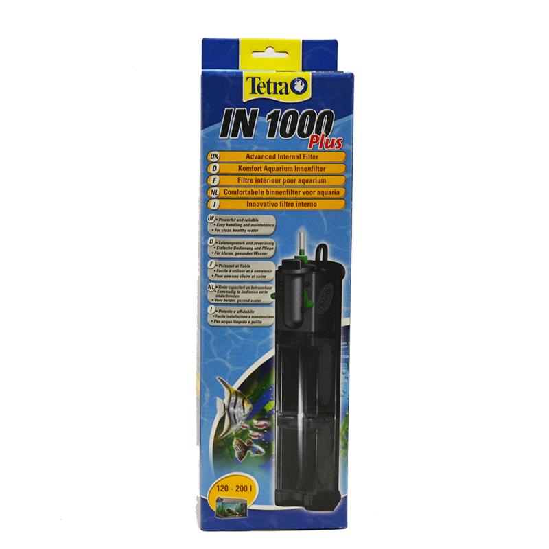 Фильтр для аквариума внутренний Tetratec IN 1000,