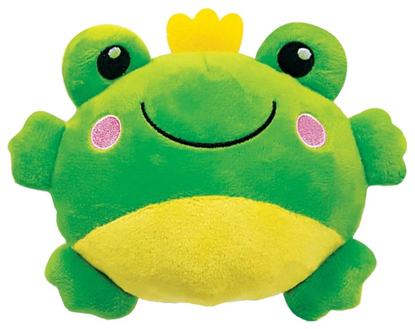 Развивающая игрушка Азбукварик Люленьки Плюшики Лягушка