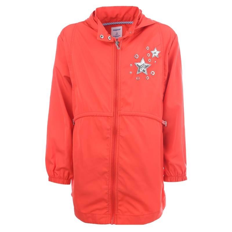 Купить 6.411/76, Куртка MAYORAL, цв. оранжевый, 152 р-р, Куртки для девочек