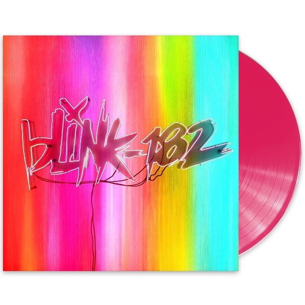 Nine (Coloured Vinyl)(LP) Blink-182