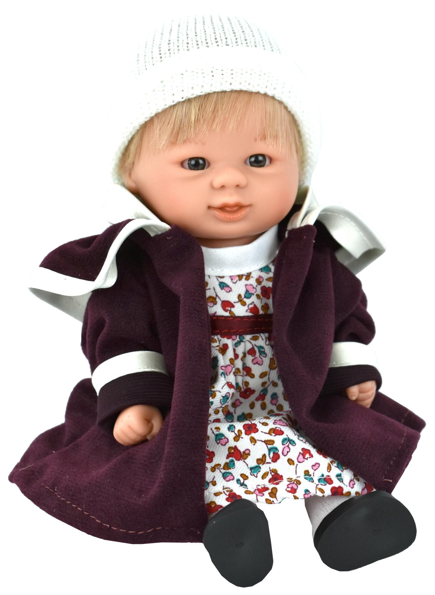 Купить Кукла-пупс Carmen Gonzalez Бебетин 12035, Пупсы