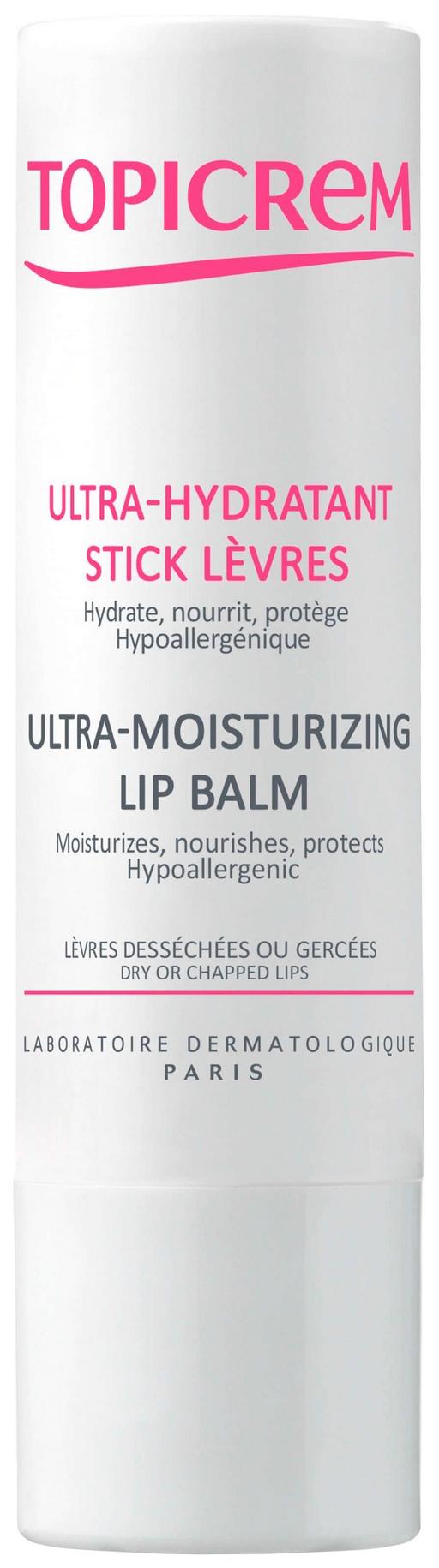 Бальзам для губ Topicrem Ultra Moisturizing