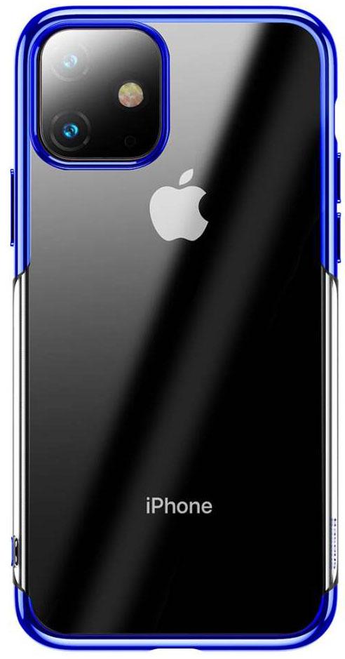 Чехол Baseus Shining  для iPhone 11 Blue