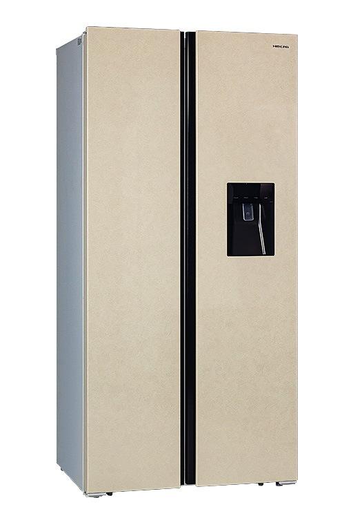 Холодильник Hiberg RFS 484DX NFYm